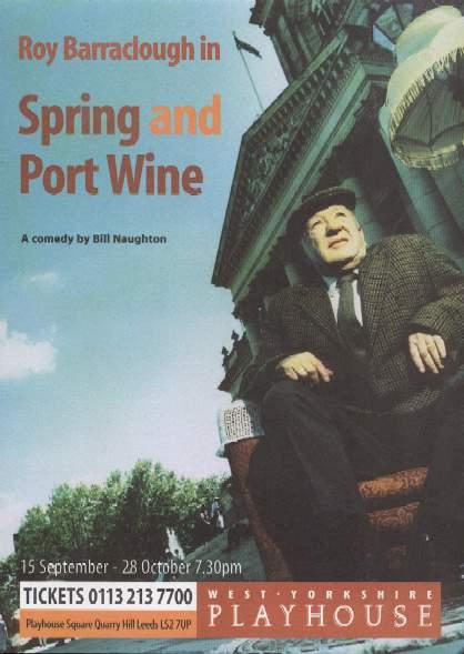 Essay on Expenses Naughton's Play Springtime and Port Wine